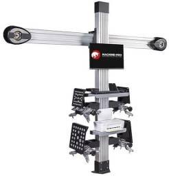 Máquina de alinhar rodas 3D nova tridimensional