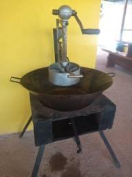 Máquina de fritar Chips em geral