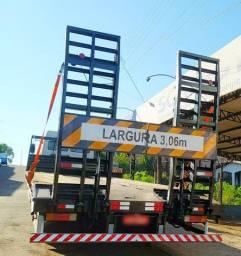 Plataforma para caminhão