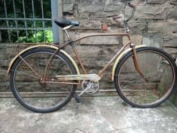 Bicicleta monark homem 85 aro 26
