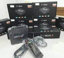 TV Box Mxq pro 4k 5g 4gb ram. 64gb