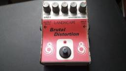 Pedal brutal distortion landscape