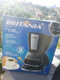 Cafeteira Britânia / SEM USO / NOVA