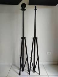 2 suportes p/ caixa 40kg Vector