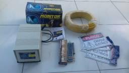 Eletrificador De Cerca Completo