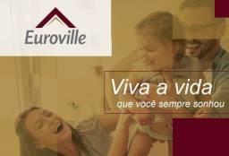 Condomínio Euroville, lotes residenciais na BR 316