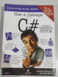 Use a cabeça C# - Livro