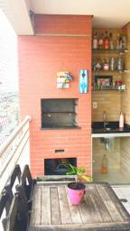 Condomínio Mirante Do Rio-Lindo Apartamento No 8º Andar Com 3 Quartos Sendo 1 Suíte