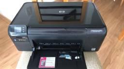 Título do anúncio: Impressora HP C4780 Photo Smart - copia, digitaliza e wireless. painel touch