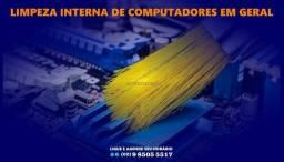 Título do anúncio: limpeza preventiva computador (promoção)