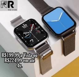 DTX Smartwatch Relógio inteligente   Pronta Entrega