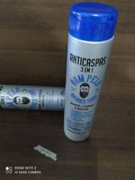 Shampoo anticaspa 3 em 1 dom pelo