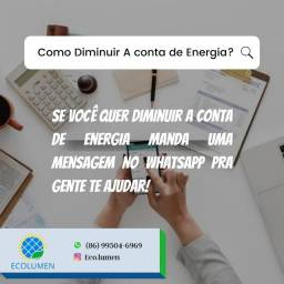 Economize Com Energia Solar