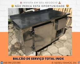 Balcão de Serviço - Total Inox | Matheus