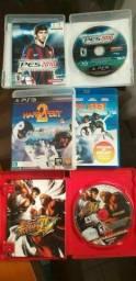 Título do anúncio: 3 Jogos PlayStation 3 ( Novo ).