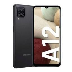 Título do anúncio: Samsung Galaxy A12 NOVO na caixa!!!