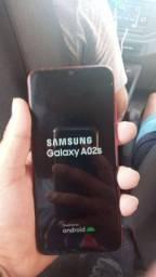 Título do anúncio: Samsung Galaxy A02s