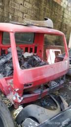 Cabine 8150 VW work