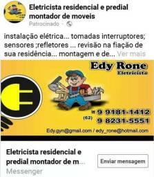 Eletricista e  técnico  manutenção