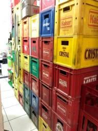 Título do anúncio: Caixa mais vasilhame R$: 20.00 cada caixa