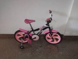 Título do anúncio: Bicicleta Houston tina