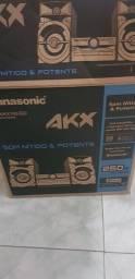 Título do anúncio: Vendo aparelho Panasonic zerado na caixa
