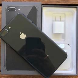 iPhone 8 Plus Todo original Perfeito estado!