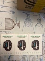 Título do anúncio: Smartwatch relógio inteligente Y68s! Novo na caixa.
