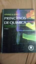 Título do anúncio: Principios de química
