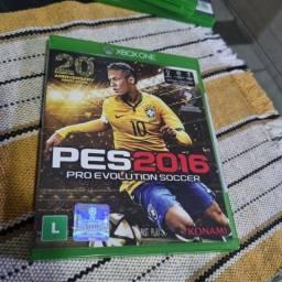 Título do anúncio: Pes 2016 - Xbox One