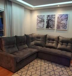 Título do anúncio: Sofá  em L reclinável