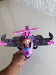 Título do anúncio: Helicóptero skye patrulha canina