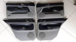 kit Forração c/4 Forros Porta Volkswagen Golf MK4 e Sportiline