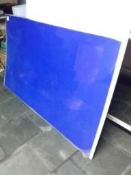 Título do anúncio: Acrílico azul - cor 21 - 1000x 1700mm ( 2,5mm )