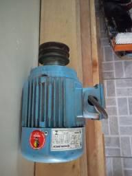 Motor trifásico 3 CV, motor elétrico