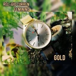 Título do anúncio: Relógio feminino de quartzo importado
