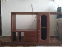 Título do anúncio: Estante de madeira de lei Angelim-Pedra