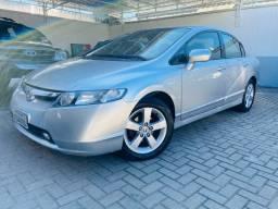 Honda civic 2007 1.8 lx 16v gasolina 4p automÁtico