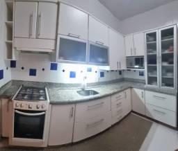 Título do anúncio: Cozinha Branca Completa MDF Sobre Medida Usada