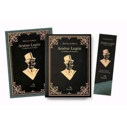 Título do anúncio: Arsène Lupin - O Ladrão de Casaca - Acompanha Pôster + Marcador de Páginas