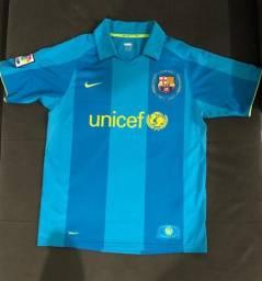Camisa Barcelona 2007
