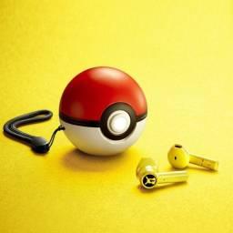 Título do anúncio: Fone Razer Hammerhead Pikachu Edição Limitada Original Pokémon Sem Fio