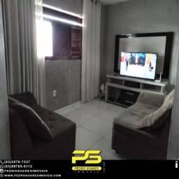 Casa com 3 dormitórios à venda, 125 m² por R$ 160.000,00 - Centro - Santa Rita/PB