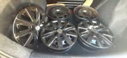 Rodas de ferro aro 15, 5 furos