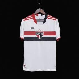 Título do anúncio: Camisa São Paulo I 2021/22 - GG