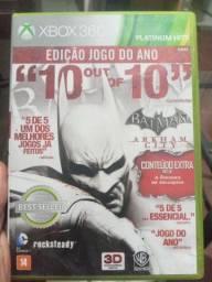Título do anúncio: Batman Arkham City (Edição jogo do ano)