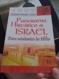 Livro Cristão: Panorama Histórico de Israel