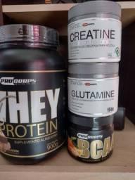 Proteína combo promoção