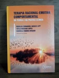 Título do anúncio: Livro Terapia racional emotiva comportamental