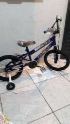 Título do anúncio: Vendo bicicleta infantil aro 16